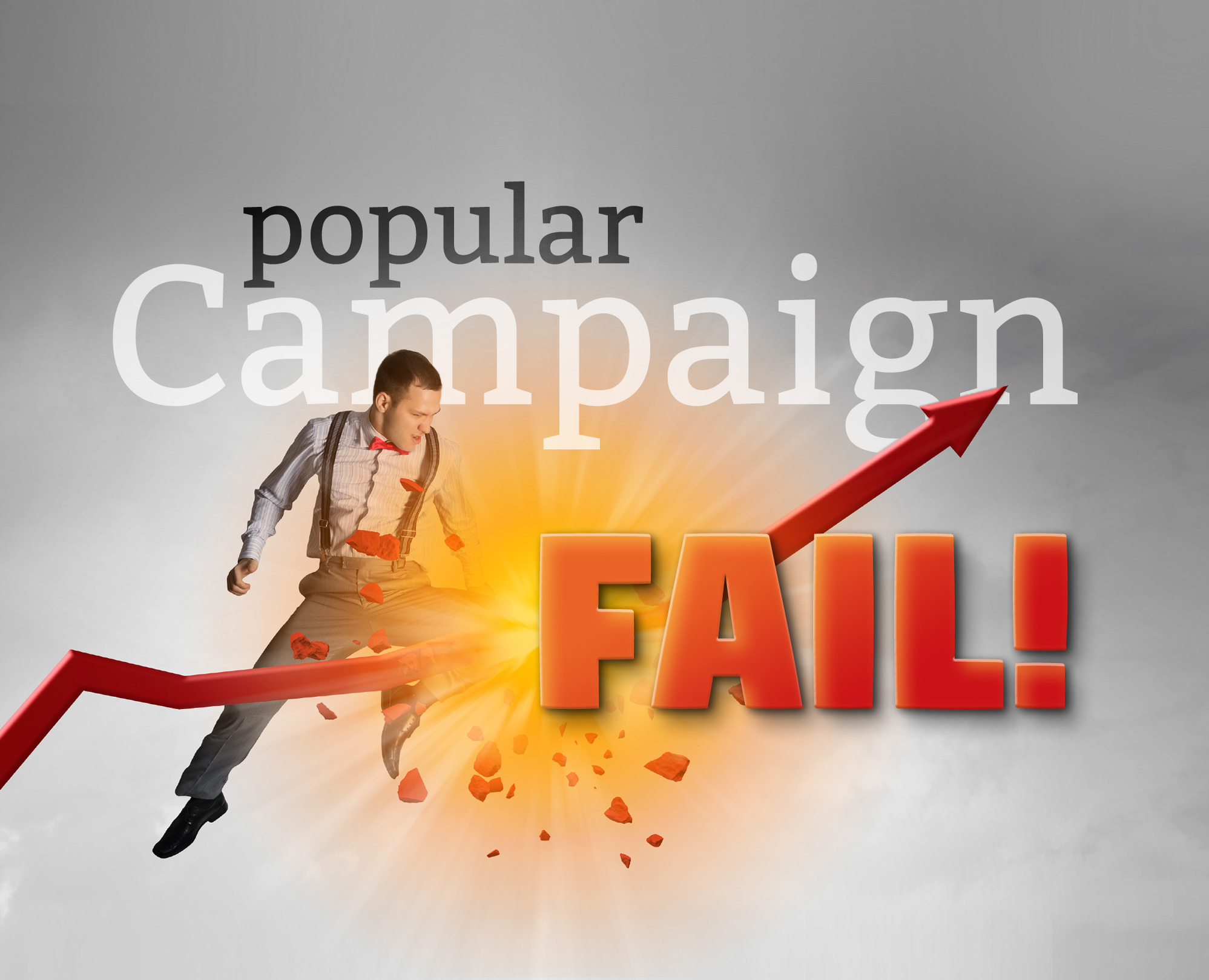 Fame Without Fortune: When Popular Campaigns Ultimately Fail