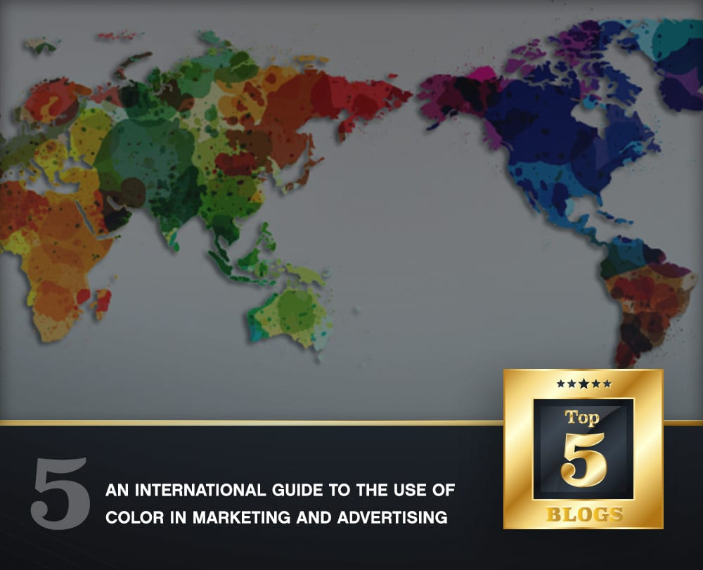 Use of Color in Marketing and Advertising