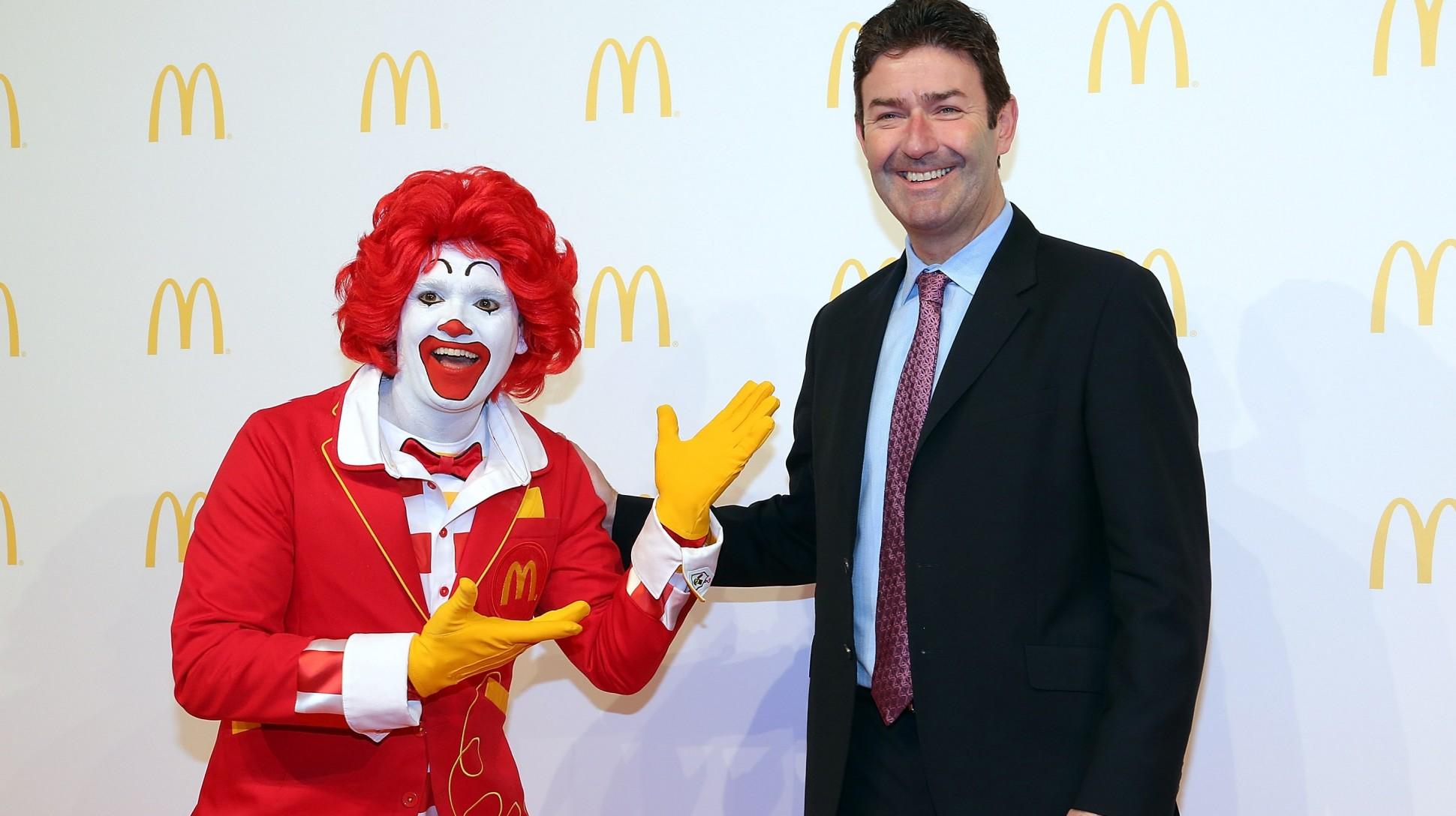 McDonald's Turnaround Plan Marked by Bizarre Beginning