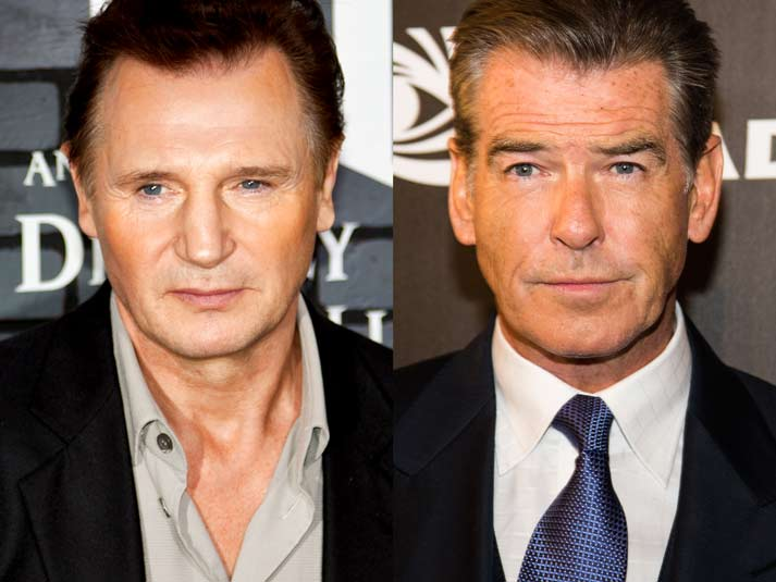 Voiceover Artists and Celebrity Endorsements by Actors like Liam Neeson and Pierce Brosnan