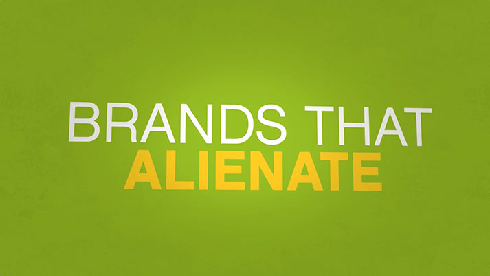 Brands That Alienate On Purpose