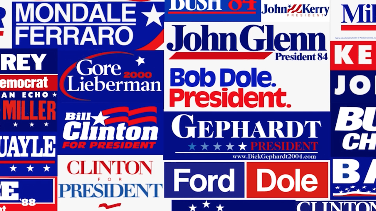 How to Interpret the Campaign Logos for the 2016 Presidential Candidates
