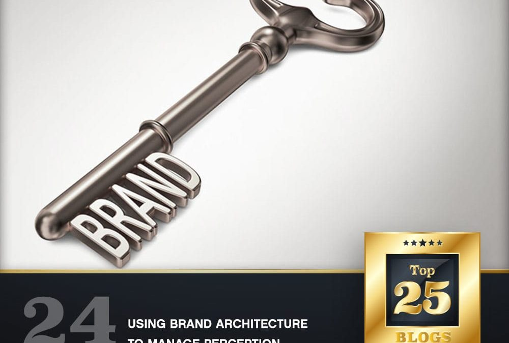 Using Brand Architecture to Manage Perceptions and Protect Your Brand Identity