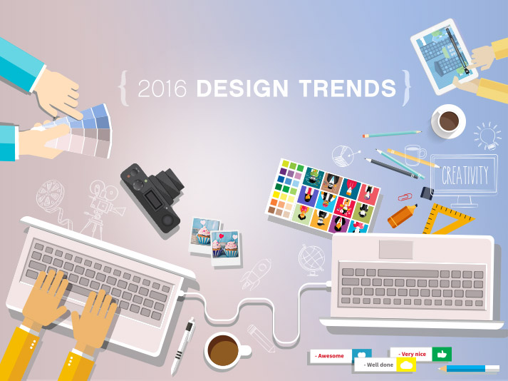 Design Trends in Marketing Communications