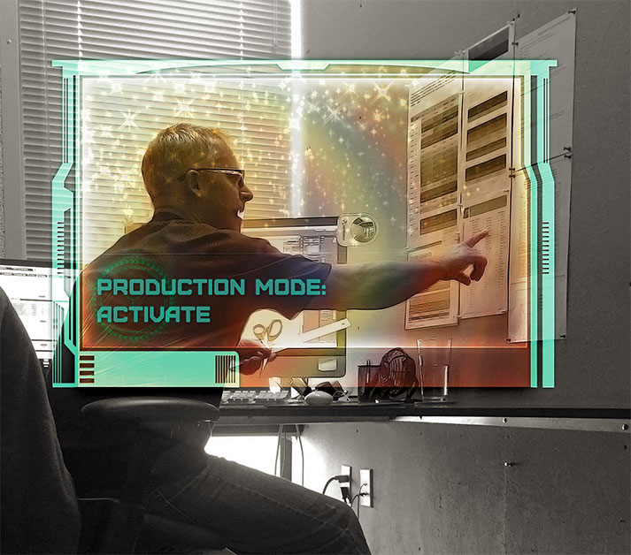 Production-Mode