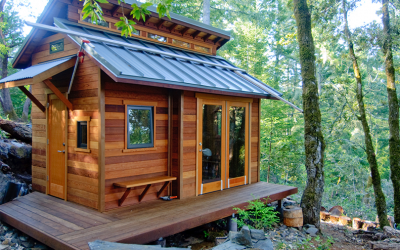 Tiny Living: Inspiring Practicality and Utility Beyond the Home