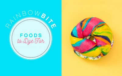 Rainbow Bite: Foods to Dye For