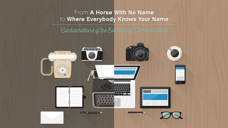 "From ""A Horse With No Name"" to ""Where Everybody Knows Your Name"""