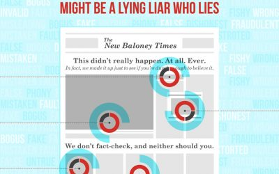 5 Signs Your News Source Might Be a Lying Liar Who Lies