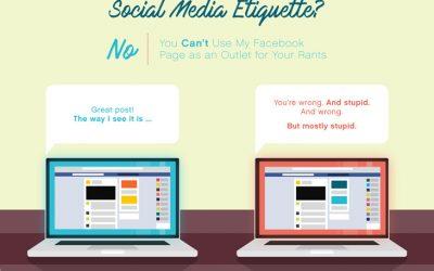 What Happened to Social Media Etiquette?