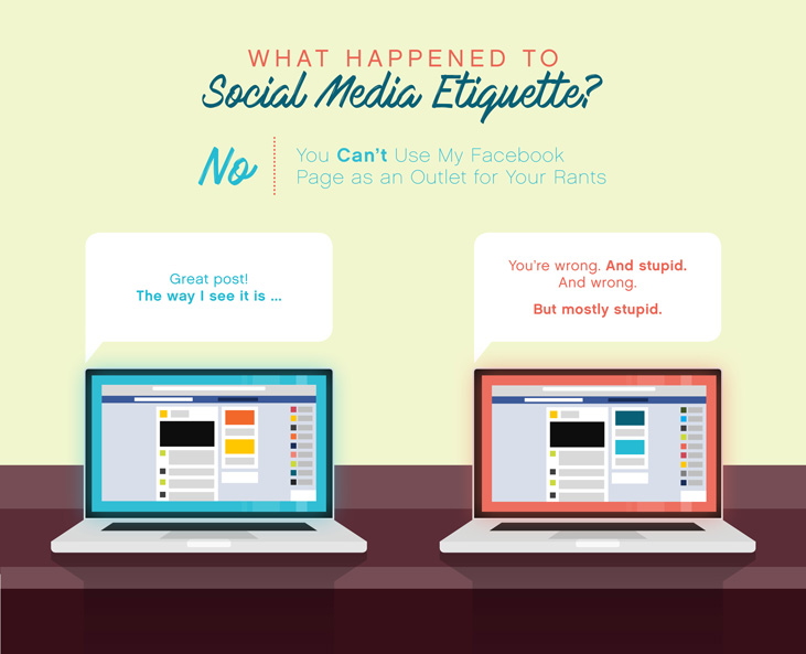 What Happened to Social Media Etiquette?