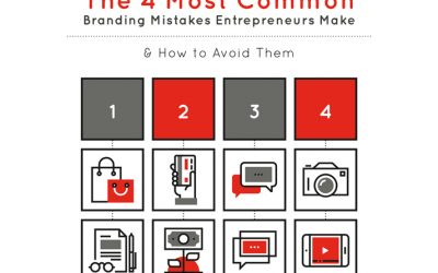 The 4 Most Common Branding Mistakes Entrepreneurs Make
