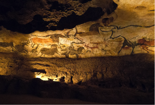 Cave Drawings of Lascaux