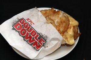 KFC Double-Down