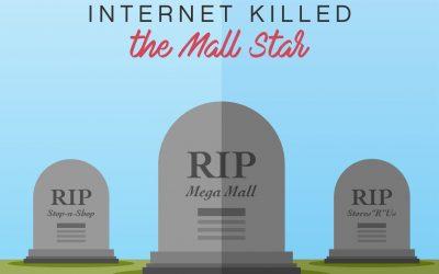 Internet Killed the Mall Star