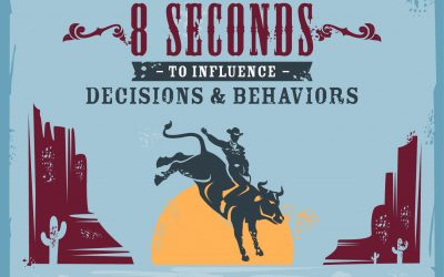 8 Seconds to Influence Decisions and Behaviors