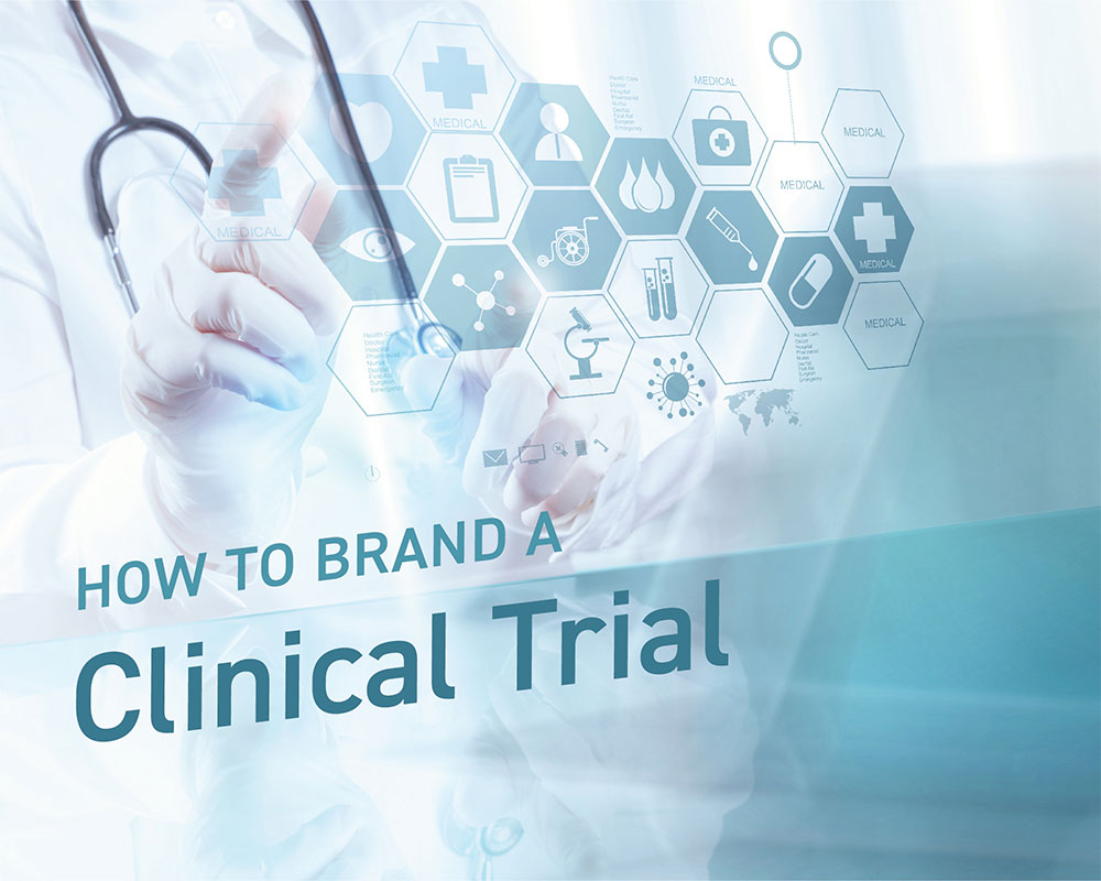 Clinical Trial Branding