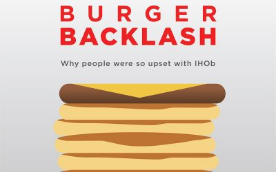 Burger Backlash: Why People Were So Upset With IHOb