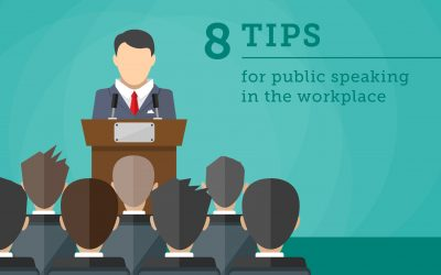 8 Tips for Public Speaking in the Workplace